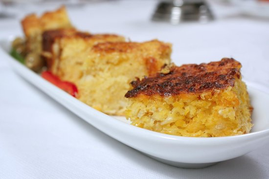 chipa guazu recipe from Paraguay for rebelmoms work at home women